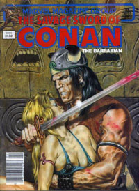 The Savage Sword of Conan the Barbarian (Marvel) #097