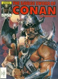 The Savage Sword of Conan the Barbarian (Marvel) #102