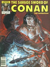 The Savage Sword of Conan the Barbarian (Marvel) #103