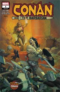 Conan the Barbarian #001