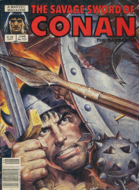 The Savage Sword of Conan the Barbarian (Marvel) #113