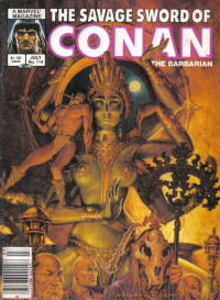The Savage Sword of Conan the Barbarian (Marvel) #114