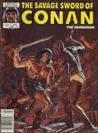 The Savage Sword of Conan the Barbarian (Marvel) #120