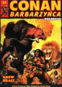 Conan Barbarzyńca Kolekcja #52