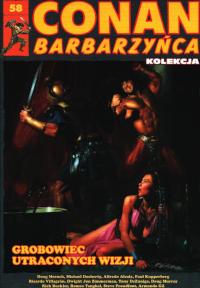 Conan Barbarzyńca Kolekcja #58