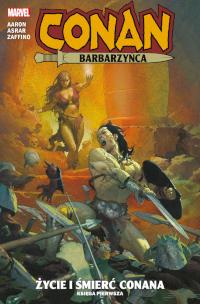 Conan Barbarzyńca (Egmont) 1