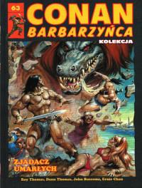 Conan Barbarzyńca Kolekcja #63