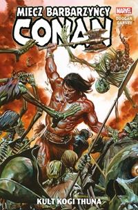 Conan. Miecz Barbarzyńcy (Egmont) 1